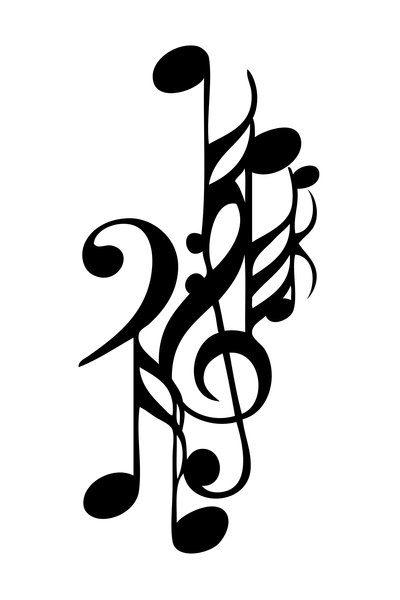 Discover Thousands Of Tattoo Music Notes Designs Here · musicnotestattoo